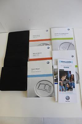 2009-2014 VOLKSWAGEN USER GUIDE OWNERS MANUAL