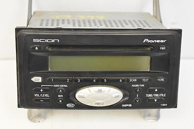 2004-2007 SCION RADIO STEREO CD PLAYER 86120-0W100