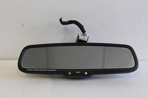 10 - 15 Lexus Rx350 Rear View Mirror Back Up Camera Lcd Screen Display