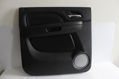2007-2014 Escalade Cadillac Rear Driver Side Door Panel