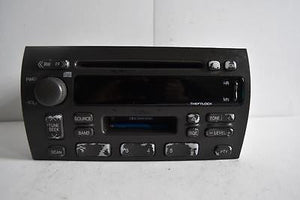 2002-2005 Cadillac Deville Radio Stereo Cassette Cd Player 25739872