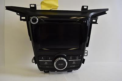 2014-2016 Honda Odyssey Radio Stereo Cd Player Touch Screen