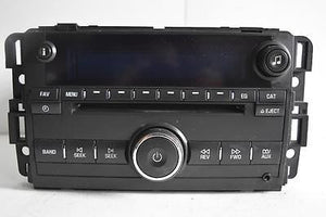 2006-2009 Buick Lucerne Radio Stereo Cd Player Aux In 15797874