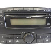 2000-2001 Maxda Mpv Radio Stereo Cd Player Lc62 66 9R0C