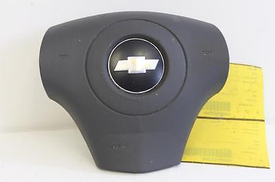 2006-2011 CHEVY HRR DRIVER STEERING WHEEL AIR BAG GREY