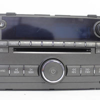 2006-2009 Buick Lucerneradio Stereo Cd Player Aux In