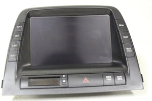 DISPLAY GPS INFO SCREEN 86110-47071 NAVIGATION 04 05 06 TOYOTA PRIUS