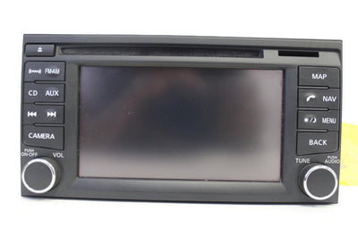 13 14 15 CHEVY CITY EXPRESS STEREO RADIO RECEIVER NAVIGATION CD DVD PLAYER XM