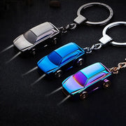 SUV LED Light Keychain