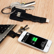 USB Keychain Lightning Cable
