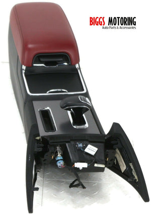 2011-2014 Dodge Charger Floor Center Console W/ Shifter Storage & Cup Holder