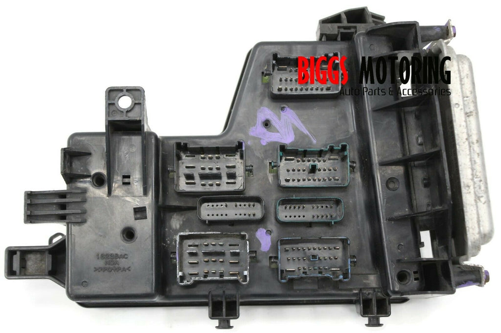 Fuse Box For 2002 Dodge Ram 1500