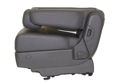 11-16  HONDA ODYSSEY PLUS ONE JUMP SEAT LEATHER DARK GREY 12 2ND ROW