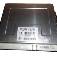 00-06 Mercedes Benz W220 S430 S500 Suspension Computer Control Module