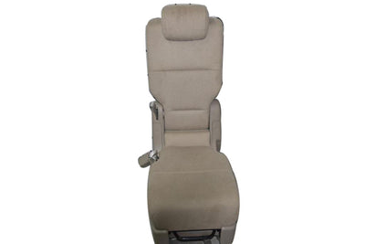 11-13  HONDA ODYSSEY PLUS ONE JUMP SEAT TAN CLOTH  12 2ND ROW + ONE