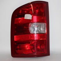 2007-2013 CHVEY SILVERADO DRIVER LEFT SIDE REAR TAIL LIGHT