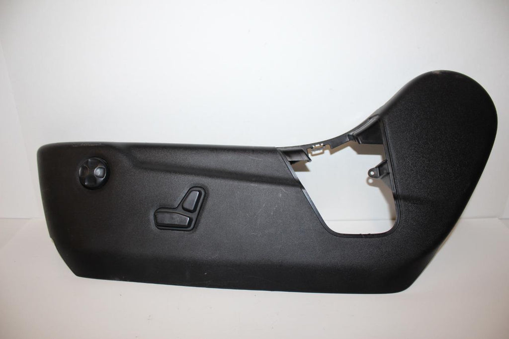 2015-2017 JEEP GRAND CHEROKEE DRIVER SEAT SWITCH TRIM BEZEL VALANCE 56046232AA