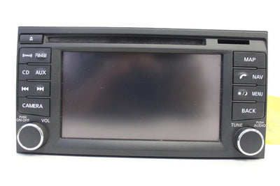 13 14 15 16 NISSAN SENTRA STEREO RADIO RECEIVER NAVIGATION CD DVD PLAYER