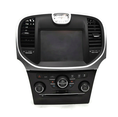 2011-2014 CHRYSLER 300 NAVIGATION RADIO MECHANISM W/ DISPLAY SCREEN 05064632AI