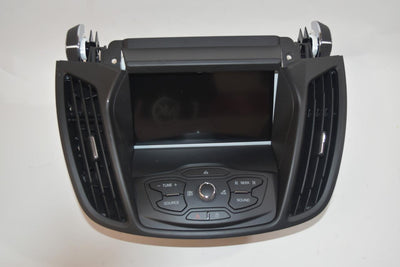 2016-2018 FORD ESCAPE NAVIGATION RADIO CD MECHANISM DISPLAY SCREEN