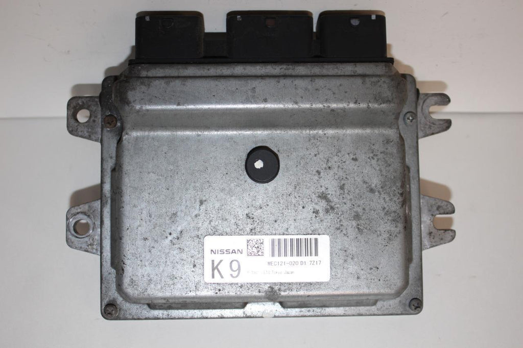 2008-2011 NISSAN ROGUE ECU ENGINE COMPUTER CONTROL MODULE MEC121-020 D1