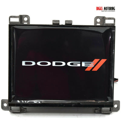 17-18 Dodge Charger Challenger RAM 8.4 UAQ NAV Radio  Display Screen 68295725AF