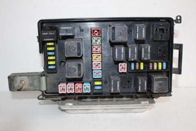 2006 DODGE CHARGER BCU BODY CONTROL FUSE BOX MODULE P04692028AG