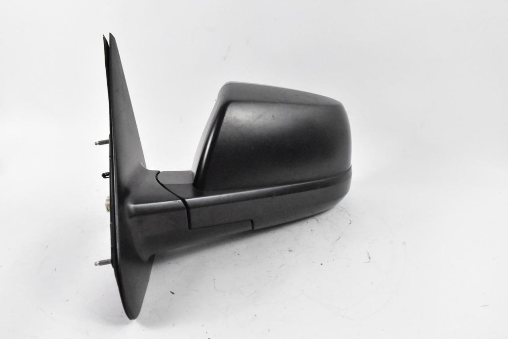 2007-2013 TOYOTA TUNDRA DRIVER LEFT SIDE POWER DOOR MIRROR BLACK