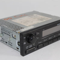 1999-2000 HONDA CIVIC RADIO STEREO TAPE CASSETTE PLAYER 39100-S01-A210-M1