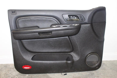 2007-2009 ESCALADE CADILLAC FRONT DRIVER SIDE DOOR PANEL