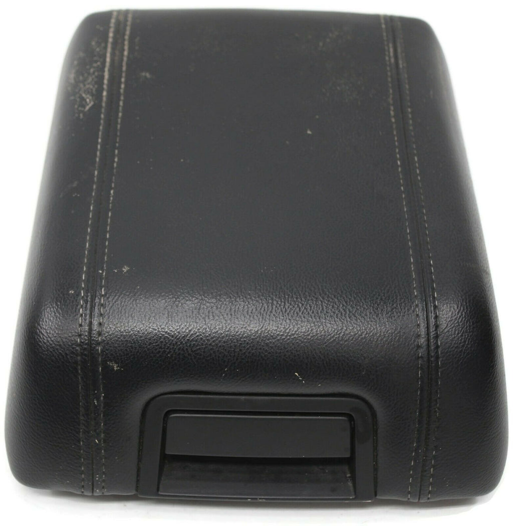 2004-2008 Ford F150 Center Console Armrest Lid Cover Black