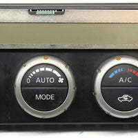 2005-2007 Nissan Pathfinder AC Heater Climate Control Unit 27500-EA51A RE#BIGGS
