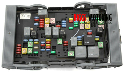 2007-2009 Chevy Tahoe Fuse Box Module 15925042-02