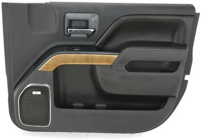 2014-2019 Chevy Silverado Passenger  Right Side Door Panel