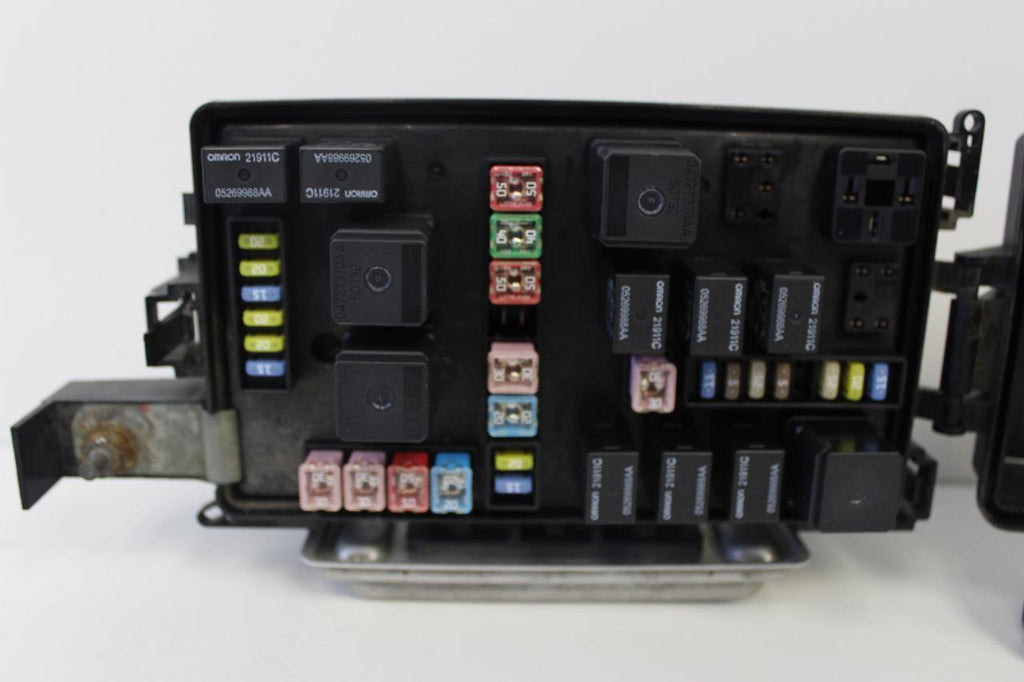 Fuse Box On 2006 Dodge Charger - Wiring Diagram