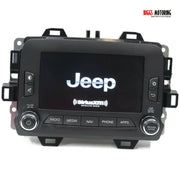 2015-2018 Jeep Renegade Uconnect Apps Navigation Display Screen 07356559410
