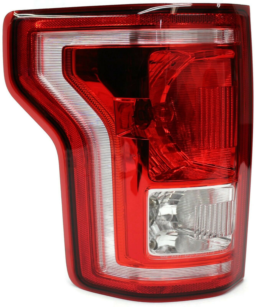 2015-2017 Ford F150 Driver Left Side Rear Tail Light FL34-13B505-A
