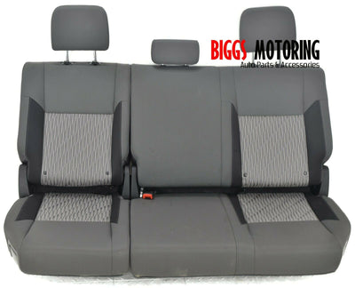 2015-2019 Toyota Tundra Rear Bench Cloth Seat