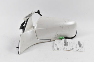 2003-2007 CADILLAC CTS DRIVER LEFT SIDE POWER DOOR MIRROR WHITE 25292