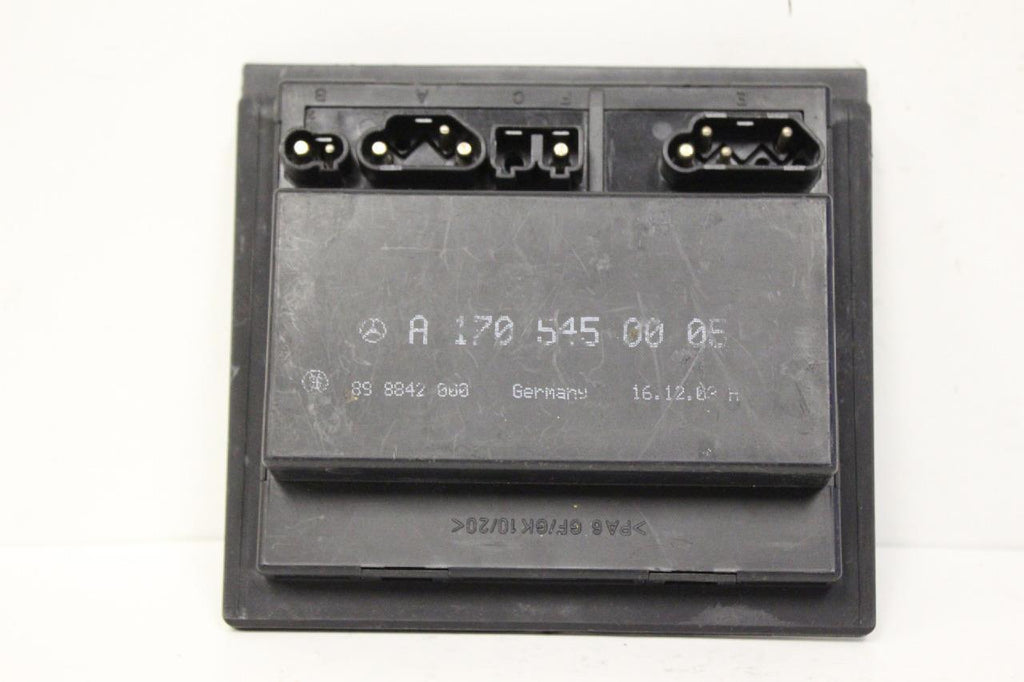 1999-2005 chrysler crossfire engine fuse box module a 170 545 00 05