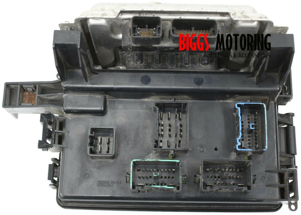 Chrysler 300 2005 Fuse Box