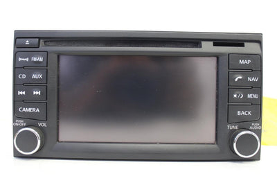 13 14 15  NISSAN NV200 STEREO RADIO RECEIVER NAVIGATION CD DVD PLAYER