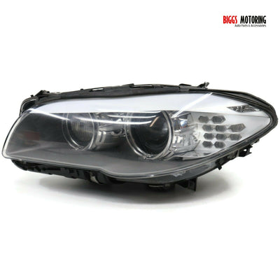 2010-2017 BMW 535i 550i Passenger Right Side Front Xenon Head Light