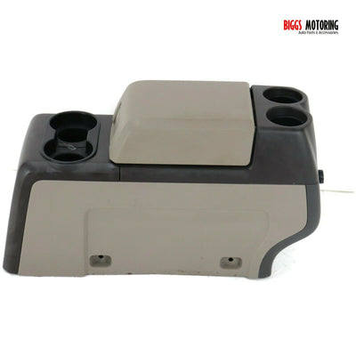 2004-2008  Ford F150 Floor Center Console W/ Storage & Cup Holder