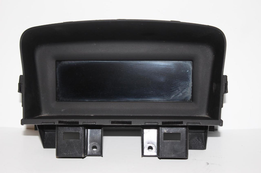 2013-2016 CHEVY CRUZE INFORMATION DISPLAY SCREEN 22858074