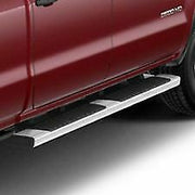 GM Chrome 2014-2019 Silverado & Sierra EXTEND Cab Step Assist Running Boards