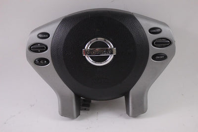 2007-2012 NISSAN ALTIMA DRIVER SIDE STEERING WHEEL AIR BAG  BLACK