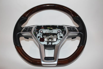 2012-2014 Mercedes Benz Slk300 Clk63 Steering Wheel W/ Side Control
