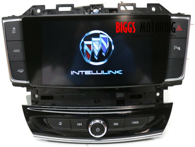 2018-2019 Buick Enclave Radio Navigation Display Screen HMI Module 84402434