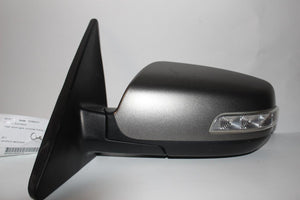 2011-2015 KIA SORENTO DRIVER SIDE POWER DOOR MIRROR GRAY